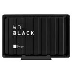 Western Digital WD_Black D10 external hard drive 8000 GB Black, White