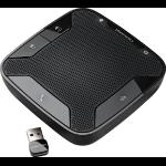 Plantronics Calisto P620-M speakerphone Universal Black Bluetooth