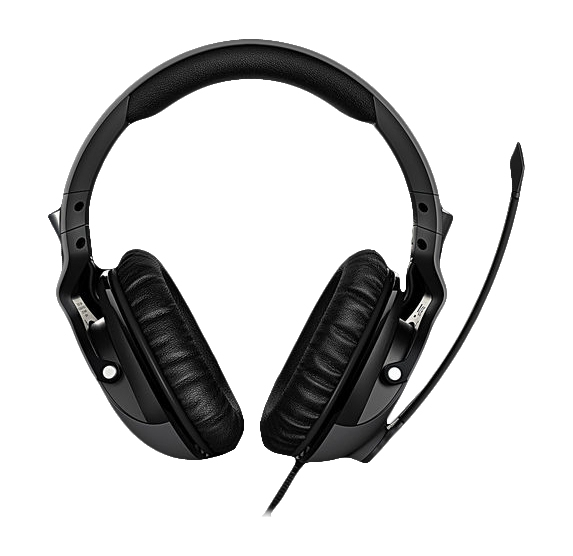 ROCCAT Khan Pro headset Binaural Head-band Grey