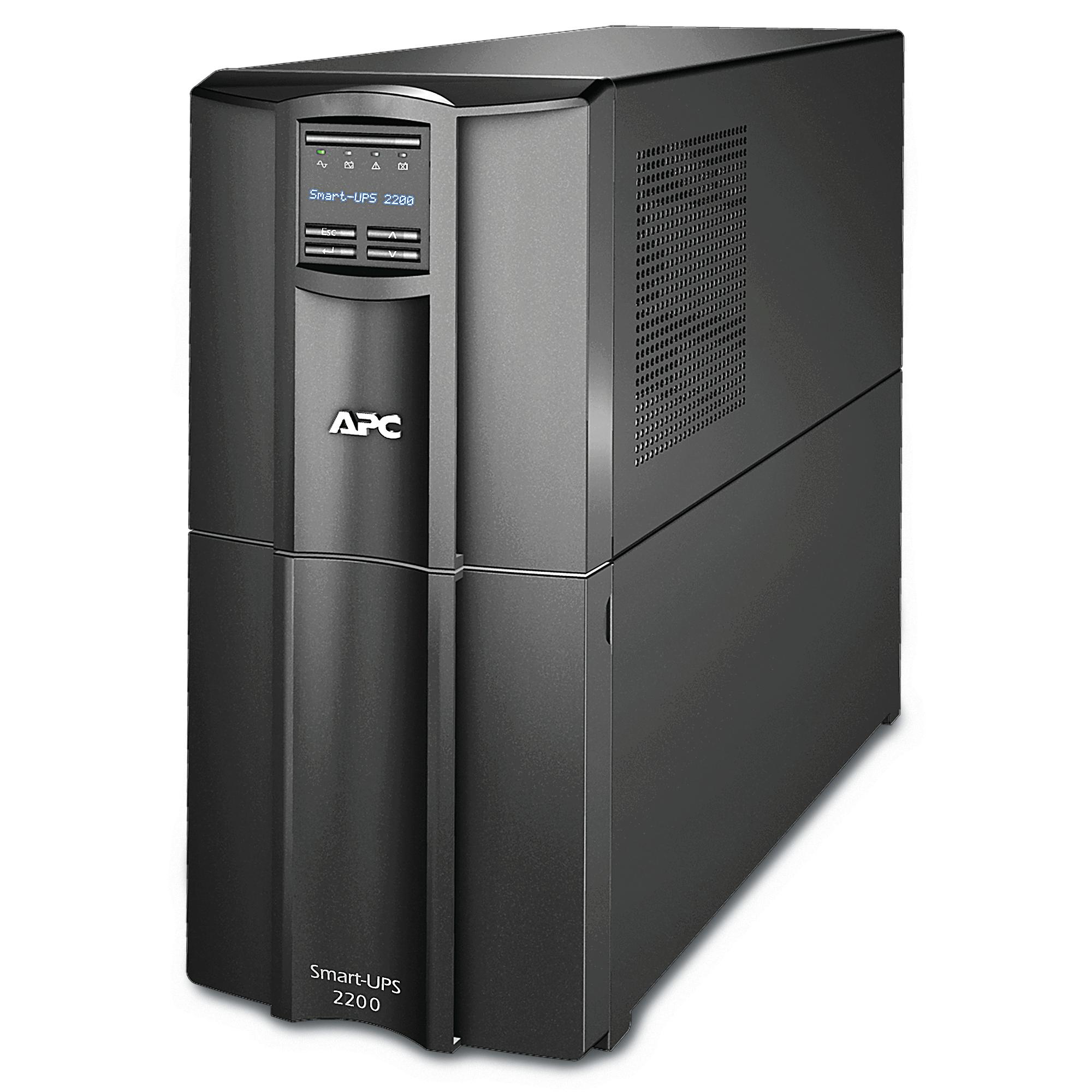 APC Smart-UPS 2200VA Line-Interactive 2.2 kVA 1980 W 9 AC outlet(s)