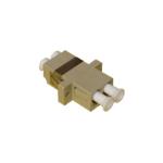 Cablenet PPLC fibre optic adapter LC Beige 1 pc(s)