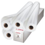 Canon A0 CANON BOND PAPER 80GSM 914MM X 50M BOX OF 4 ROLLS FOR 36-44 TECHNICAL PRINTERS
