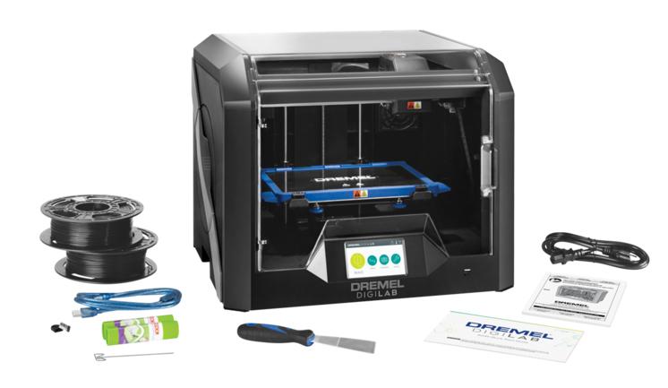 Dremel DigiLab 3D45 3D printer Wi-Fi
