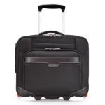 "Everki EKB440 notebook case 40.6 cm (16"") Trolley case Black, Orange"