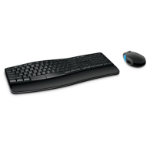 Microsoft Sculpt Comfort Desktop keyboard RF Wireless QWERTY English Black