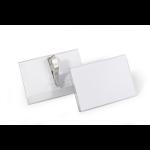 Durable 8111 identity badge/badge holder Polyvinyl chloride 25 pc(s)