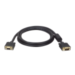 Tripp Lite VGA Coax Monitor Extension Cable, High Resolution Cable with RGB Coax (HD15 M/F), 3.05 m (10-ft.)