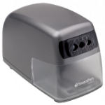 Swordfish 40906 pencil sharpener Electric pencil sharpener Grey