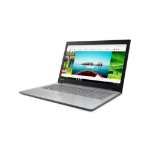 "Lenovo IdeaPad 320 1.60GHz i5-8250U 8th gen Intel® Core™ i5 15.6"" 1366 x 768pixels Grey, Platinum Notebook"