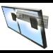 "Ergotron Neo-Flex Dual Monitor Wall Mount 61 cm (24"") Silver"