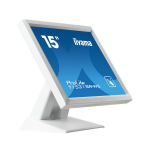 "iiyama ProLite T1531SR-W5 touch screen monitor 38.1 cm (15"") 1024 x 768 pixels White"