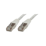 Microconnect B-FTP5015W 1.5m Cat5e F/UTP (FTP) White networking cable