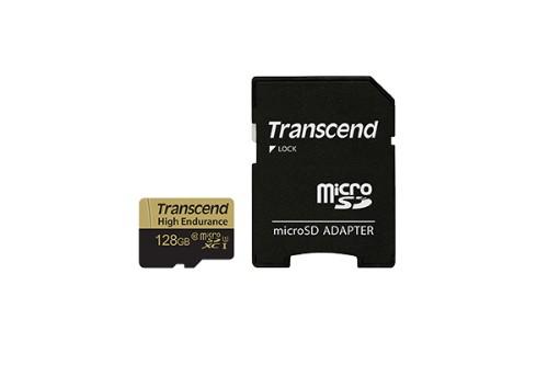 Transcend TS128GUSDXC10V memory card 128 GB MicroSDHC Class 10 MLC