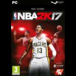 2K NBA 2K17 PC Basic PC CHI (SIMPL), CHI (TR), DEU, ENG, ESP, FRE, ITA, JPN Videospiel