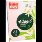 ADAGIO Rey Adagio A3 Paper 80gsm Pink RM500