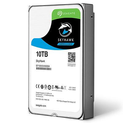 "Seagate SkyHawk 10TB 3.5"" SATA III 10000GB Serial ATA III"