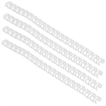 GBC MultiBind Binding Wires 8mm White (100)