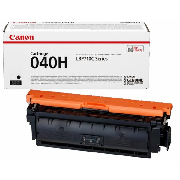 Canon 0461C001 (040 HBK) Toner black, 12.5K pages