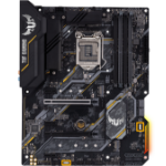 ASUS TUF GAMING B460-PLUS LGA 1200 ATX Intel B460