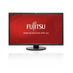 "Fujitsu Displays E24-8 TS Pro LED display 60.5 cm (23.8"") Full HD Flat Matt Black"
