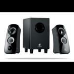 Logitech Speaker System Z323 30 W Black 2.1 channels