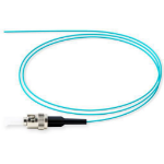 Microconnect FIBSTM3PIG 1.5m ST/UPC OM3 Aqua colour fiber optic cable