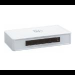 Manhattan 560696 network switch Unmanaged L2 Gigabit Ethernet (10/100/1000) White