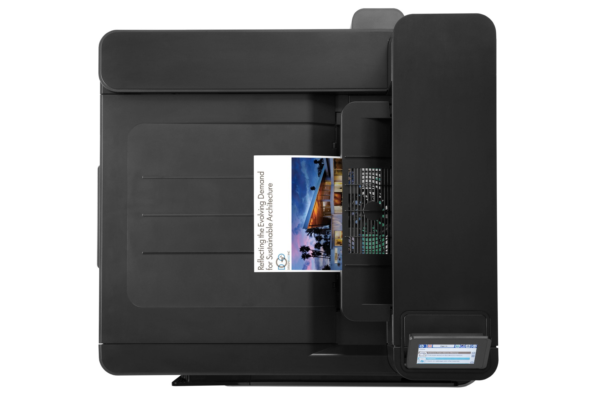 HP LaserJet M855xh Colour 1200 x 1200DPI A3