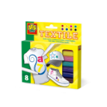 SES Creative Textile markers 8 pack