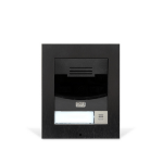 2N Telecommunications 9155301CBS video intercom system Black