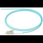 Microconnect FIBLCM3PIG 1.5m LC/UPC Aqua colour fiber optic cable
