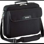 """Targus Traditional Notepac Laptop Case 15.4"""" Black"""
