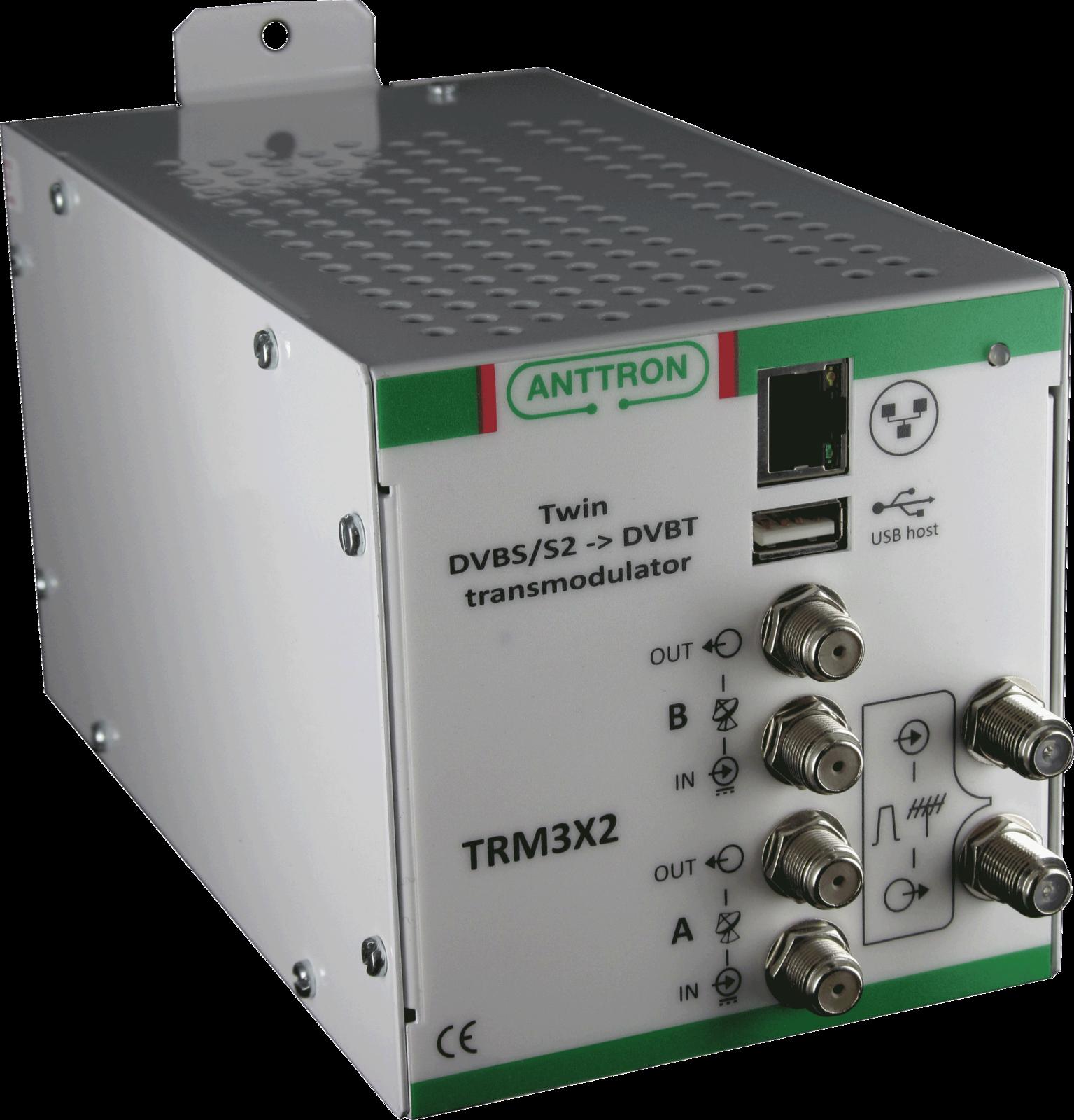 Anttron CRM3x2 Twin QPSK/DVB