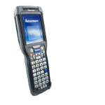 "Intermec CK71 3.5"" 480 x 640pixels Touchscreen 584g Black handheld mobile computer"