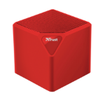 Trust Primo 3 W Mono portable speaker Rojo
