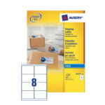 Avery J8165-100 addressing label White Self-adhesive label