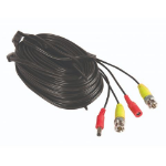 Yale HD BNC Cable 18m coaxial cable Black