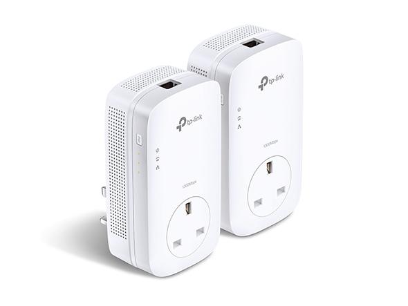 TP-LINK TL-PA8010P KIT V2 Ethernet LAN White 2pc(s) PowerLine network adapter