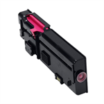 DELL 593-BBBP (FXKGW) Toner magenta, 1.2K pages