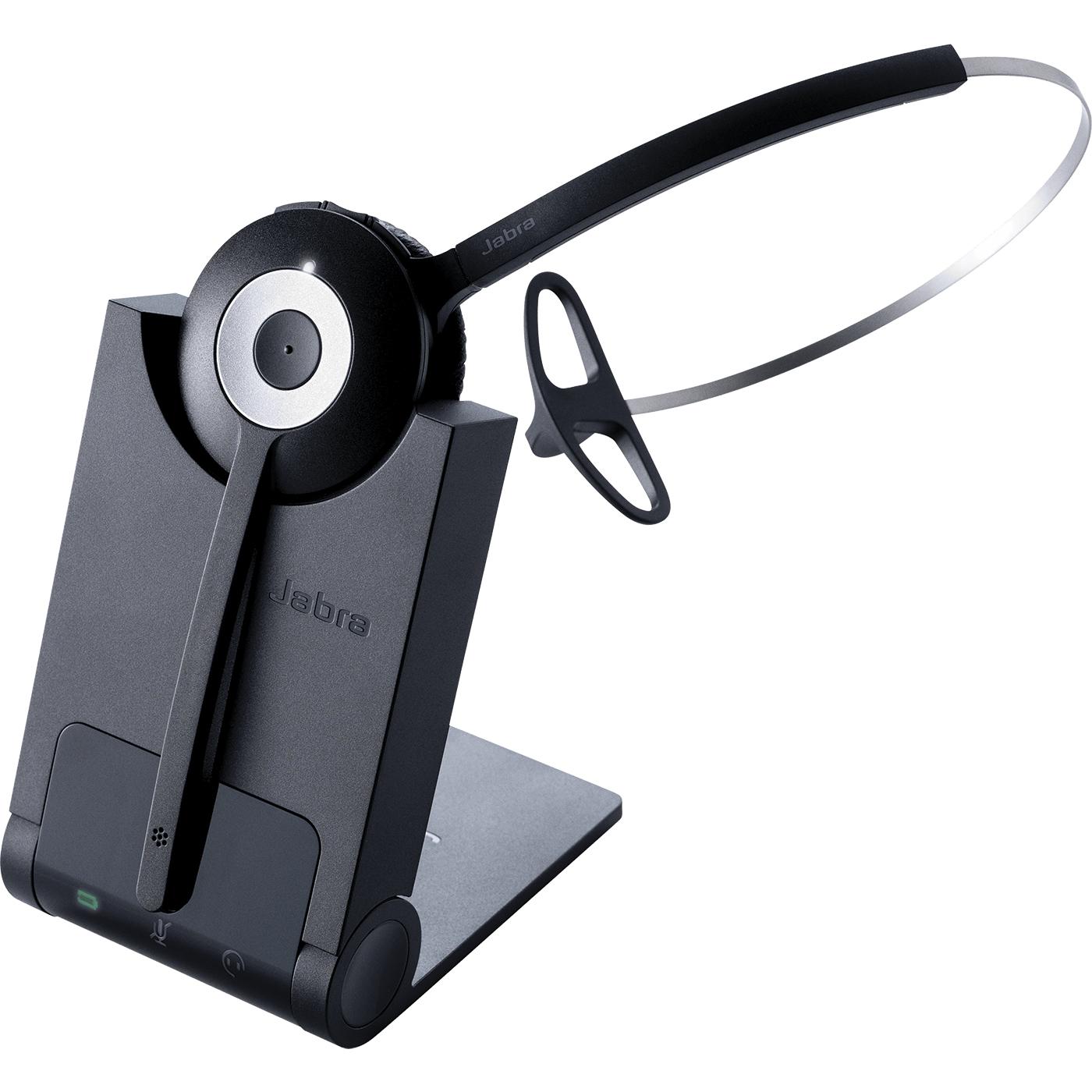 Jabra Pro 920 Headset Head-band Black