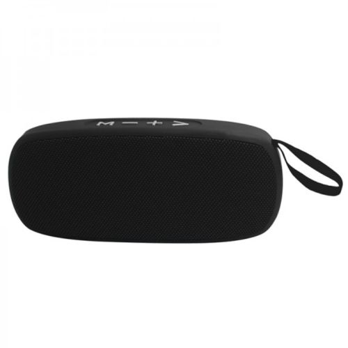 APPROX (APPSPBT02B) Portable Bluetooth 4.2 Speaker, 6W, Micro SD Slot, FM Radio, Up to 3 Hours Playb