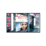 "Panasonic TH-65EF1 signage display 165.1 cm (65"") LED Full HD Digital signage flat panel Black"