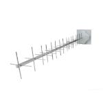 Ubiquiti 900MHz AirMax Yagi Antenna 16dBi w/ rocket kit, 2-Pack - Operator License Required