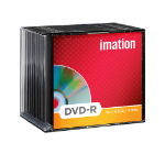 Imation 10 x DVD-R 4.7GB 4.7GB DVD-R 10pc(s)