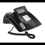 AGFEO ST 22 Analog telephone Caller ID Black