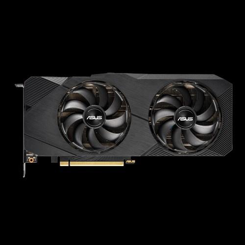 ASUS ROG DUAL-RTX2070S-8G-EVO graphics card GeForce RTX 2070 SUPER 8 GB GDDR6