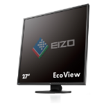 "EIZO FlexScan EV2730Q 26.5"" Full HD IPS Black computer monitor"