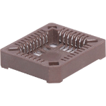 Altronics 32 Pin Surface Mount PLCC Socket