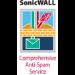 SonicWall 01-SSC-4642 licencia y actualización de software