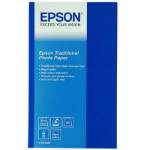 """Epson Traditional Photo Paper, 64""""x 15m photo paper"""